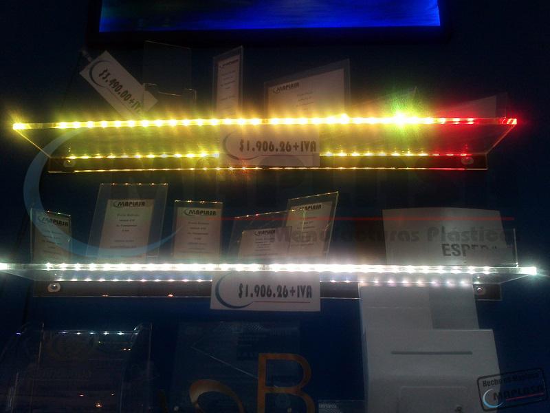 Productos especializados con iluminaci n led maplasa - Iluminacion con leds ...
